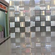 Classic Large Mosaic Pattern Window Film W0.45m x L5m