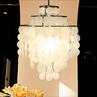 LAMP Minimalist Shell Chandelier Living Room Bedroom Den  Chandelier