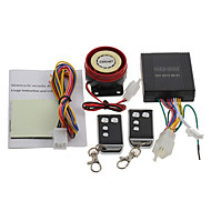 Motorcycle Anti-theft Remote Control Alarm System Safety  Security