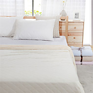 patchwork beige sommer quilt solid tencel