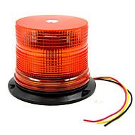 conduit balise stroboscopique avertisseur lumineux orange