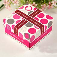 Geschenkboxen ( Fuchsia , Kartonpapier ) - Nicht personalisiert - Hochzeit/Jubliläum/Brautparty
