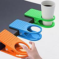 kreative skrivebord glas klemme (tilfældig farve)