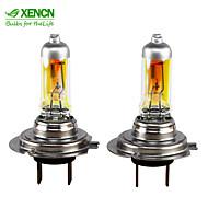 xencn h7 12v 55w 2300K gouden ogen super gele originele line auto halogeen koplampen kwaliteit auto lamp