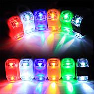פנסי אופניים , אורות זנב / אחר / ערכות פנס אחוריים + קדמי אור - 2 מצב 100 Lumens אזעקה / צבעים משתנים אחריםמחנאות/צעידות/טיולי מערות /