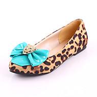 Women's Shoes  Flat Heel Comfort Loafers Office & Career/Dress Blue/Brown/Yellow