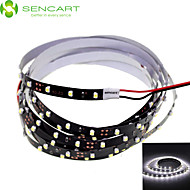 120cm 6W 90x3528SMD White / Cool White  Light LED Strip Lamp for Car