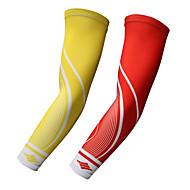 braço aquecedores Moto Respirável / Resistente Raios Ultravioleta / Materiais Leves / Elástico Unissexo Elastano