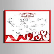 Ramki na podpisy (Biały) - Motyw Garden