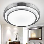 Flush Mount Lights LED 18W Bathroom Kitchen Light Round Simple Modern Diameter 35CM