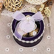 Geschenkboxen/Geschenk Schachteln ( Traubenfarbe/Rosa/Rot/Blau , Kartonpapier ) - Personalisiert -