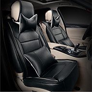 Automobile Seat Cushion Pad 5 Seasons General Leather Cushion Seat Models - Seat Cushion Length Of About 135 Cm Size
