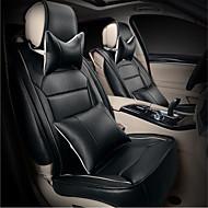 auto zitkussen pad 5 seizoenen algemene lederen kussen vervoeren modellen - zitkussen lengte van ongeveer 135 cm groot