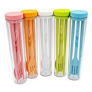 Cleanmate פלסטיק קמפינג אכילת תשמיש סט סטים