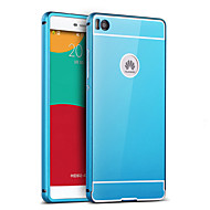 バックカバー 仕上げ / ミラータイプ 純色 アクリル 硬 ケースカバーについて HuaweiHuawei社P9 / Huawei社P8 / Huawei P8 Lite / Huawei P7 / Huawei Honor 6 Plus / Huawei Honor 4X