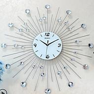 Genuine Iron Wall Clock Mantianxing Metal Craft Clock Bedroom Fashion Wall Clock