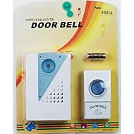 generieke Voye v001a afstandsbediening draadloze geleid deurbel deurbel eu plug