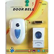 eu plug 110V of 220V draadloze afstandsbediening draadloze digitale deurbel met batterij
