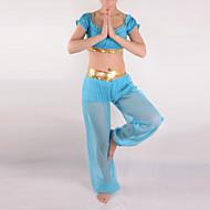 Princess Jasmine Short Sleeves Halloween Female Princess series Costumes