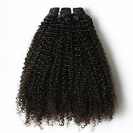 VV Hair Malaysian Virgin Hair Weaving Natural Black Color