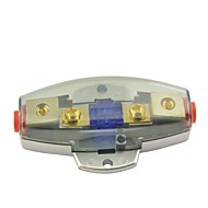 F013 Car Truck Amplifier Clear Casing 60A Fuse Holder (1pcs)