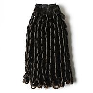 ст волосы дважды обращается бразильский девственной волосы ткачество натуральный черный цвет