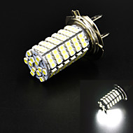 JMT-H7 9W 900lm 6000~7000K 120 x 3528SMD LED Cool White Light Car Foglight(DC 12V)