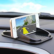 ziqiao 자동차 대시 보드 끈적 패드 매트 방지 미끄럼 가젯 휴대 전화 GPS 홀더 인테리어 상품 액세서리