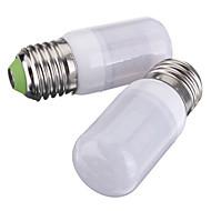 3W E26/E27 Lâmpadas Espiga T 27 SMD 5730 420 lm Branco Quente / Branco Frio DC 12 V 2 pçs