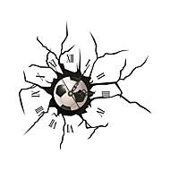 Moderne/Contemporain Niches Horloge murale,Autres Autres 400*406mm Intérieur Horloge
