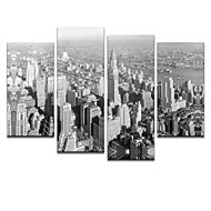 star®photography visivo stampa new york city sulle arti tela pronti da appendere