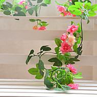 휴일 장식 홈 장식 밝은 색 인공 꽃 포도 나무에 대한 높은 품질의 인공 꽃
