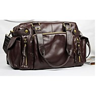 Men 's  Outdoor Travel Bag - Brown/Black