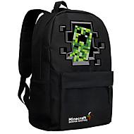 Minecraft Backpack Enderman Day Pack New School Bag Nylon Rucksack Game Daypack 053