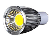 7W GU10 700-750LM Led Cob Spot Light Lamp Bulb(85-265V)