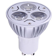 9W GU10 900lm warm / koel licht lamp led spot lights (85-265V)