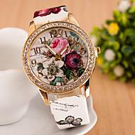 Women's Watches Diamond Fashion Watch Bohemia Style Watch Beautiful Flowers Cool Watches Unique Watches