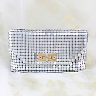 Handbag Sequin/Polyester Evening Handbags/Clutches/Mini-Bags With Sequin