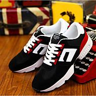Men's Running Shoes Tulle Black/Blue/Neutral