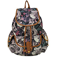 The New 2015 Han Edition Printed Sweet Girl Backpack Bag SY040
