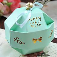 Geschenkboxen ( Himmelblau/Gold/Fuchsia/Rot , Kartonpapier ) - Nicht personalisiert - Hochzeit/Jubliläum/Brautparty