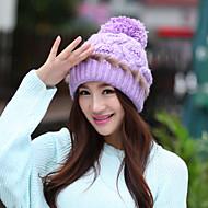Women Knitwear Beanie/Slouchy , Vintage/Casual Winter