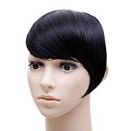 1szt / LOT 35g / szt Multicolors b2 Klipy odporne na ciepło w prostych fringe syntetycznych przedłużanie włosów