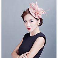 Women's Lace/Tulle Headpiece - Wedding/Special Occasion Fascinators 1 Piece