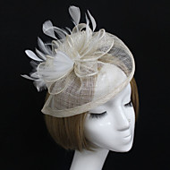 2015Women's Feather/Rhinestone Headpiece - Wedding/Special Occasion Fascinators 1 PieceHA5087