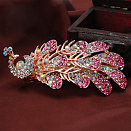 Women Rhinestone/Alloy Headpiece - Special Occasion/Casual High-End Extravagant Delicacy  Barrette