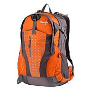 Waterdicht/Regenbestendig/Draagbaar/Multifunctionele - Wandelrugzakken/Fietsen Backpack/Buitencovers ( Donker Groen/Oranje , 30 )