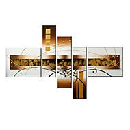 visuele star®high kwaliteit abstracte doek olieverf handgemaakt schilderkunst klaar te hangen