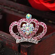 Flower Girl's Rhinestone/Alloy Headpiece - Casual Tiaras 1 Piece