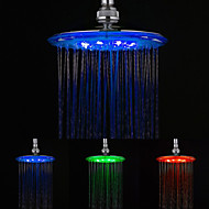 Moderne Regndusj Krom Trekk for  LED / Regnfall , dusj Head